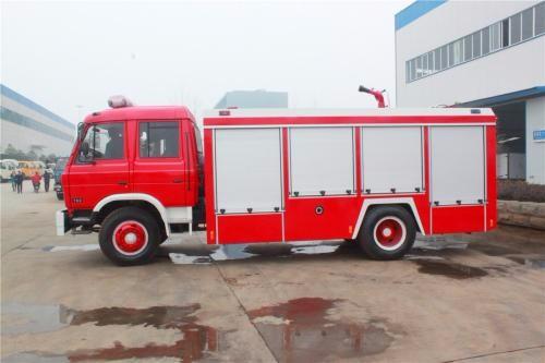富平纯电动消防洒水车东风消防车