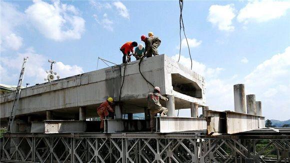 东海桥梁拆除资质