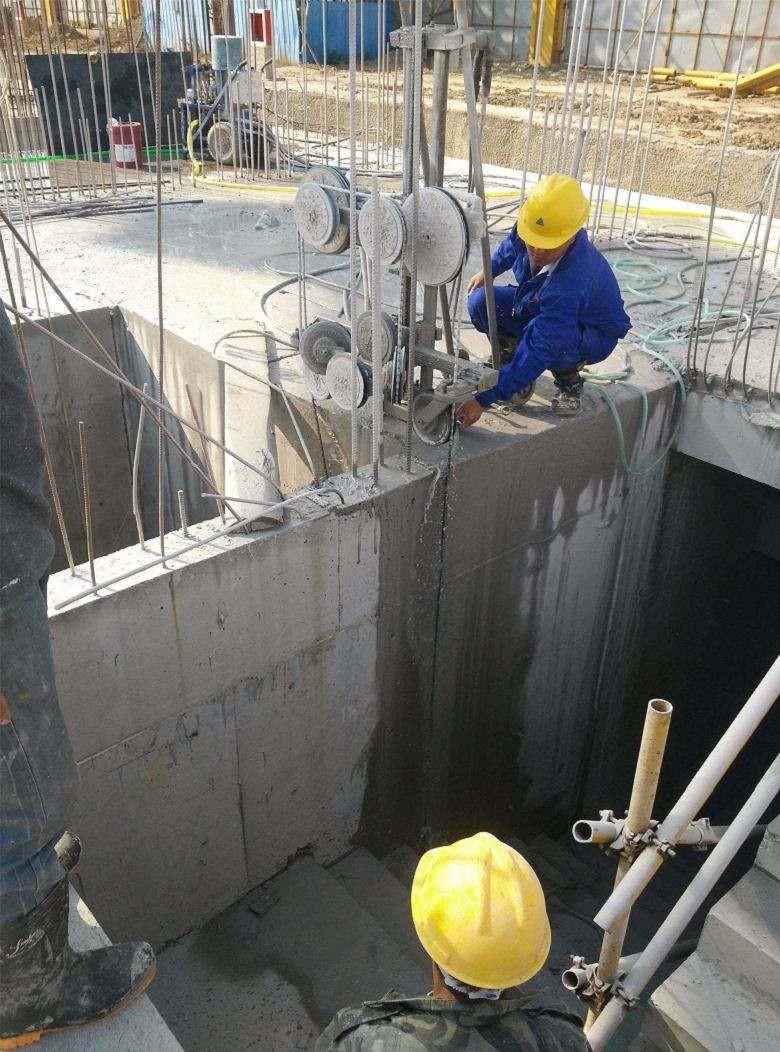 十堰混凝土楼板切割从事切割行业20年