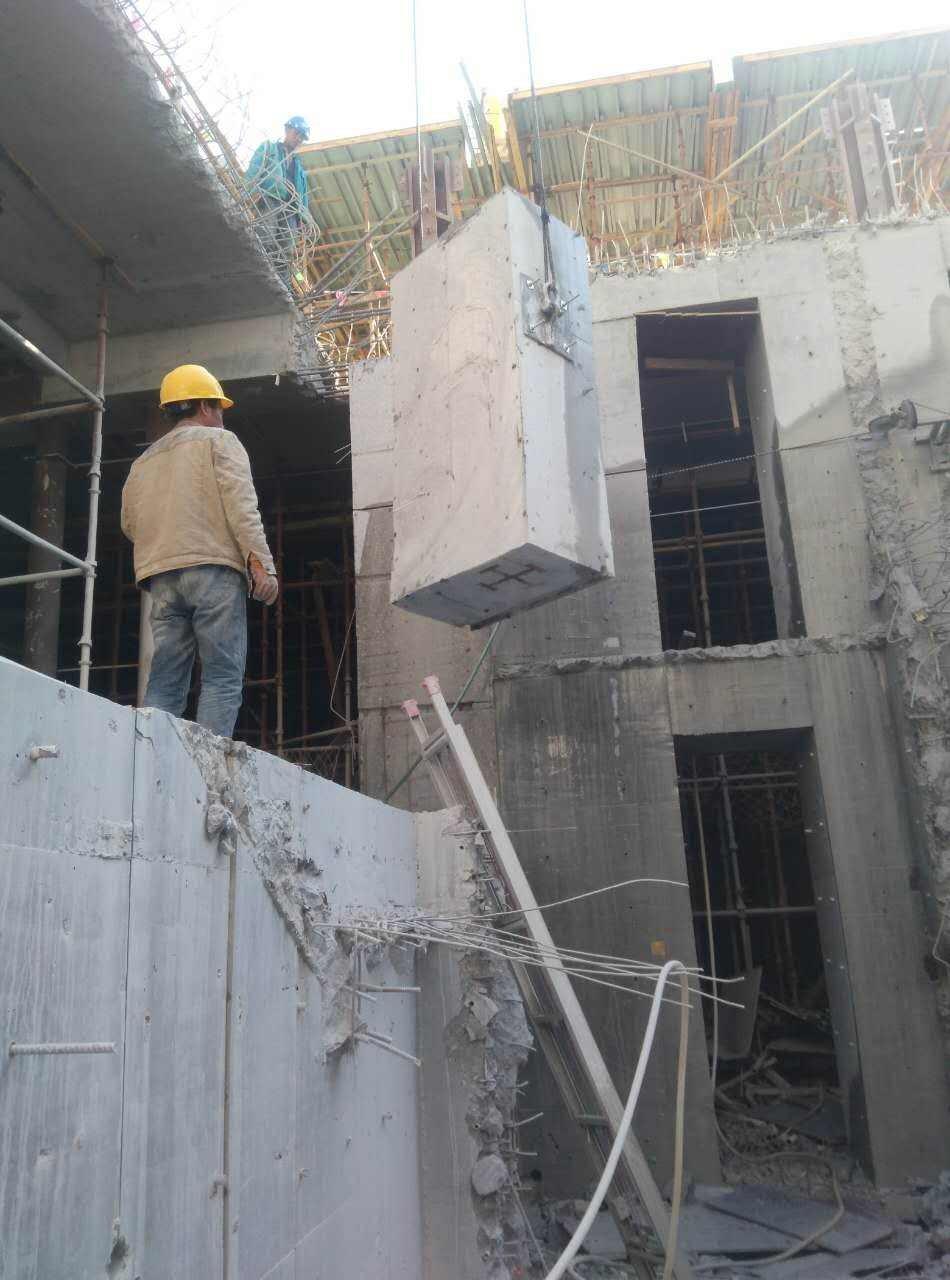 荆门混凝土切割专业混凝土拆除公司-值得信赖