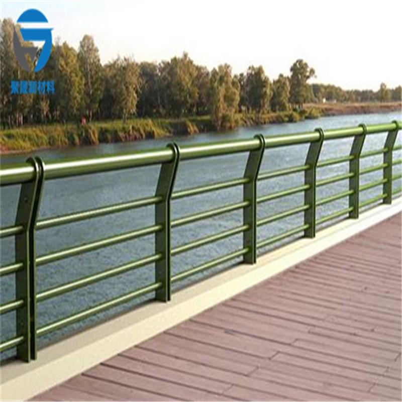 钦州201不锈钢/碳素钢复合管栏杆外表鲜亮