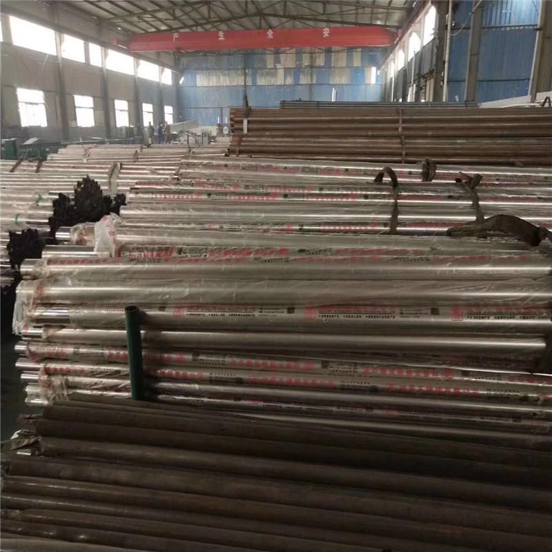 湖北省襄阳市襄州区201不锈钢复合管桥梁护栏