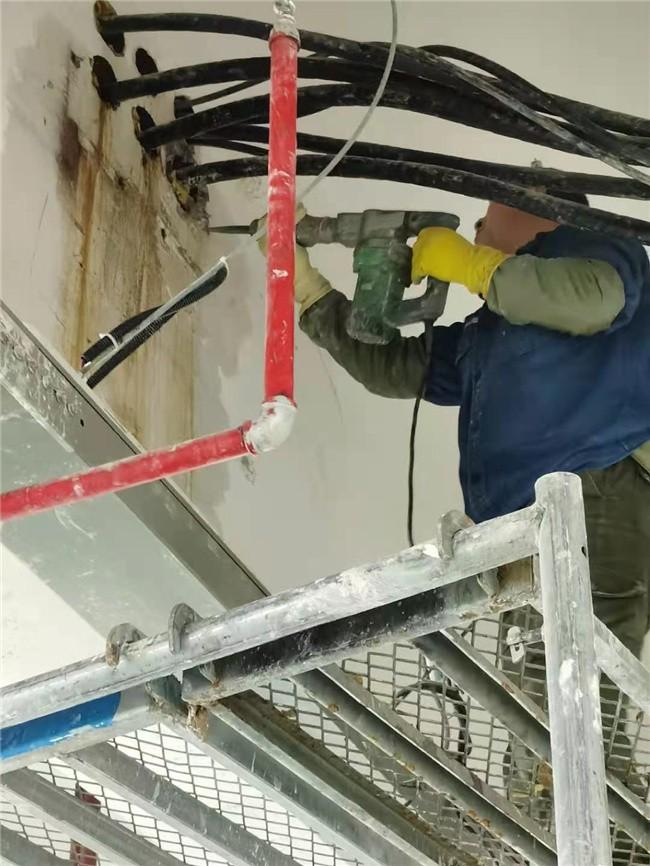 南京地下停车场注浆堵漏防水工程质量验收规范