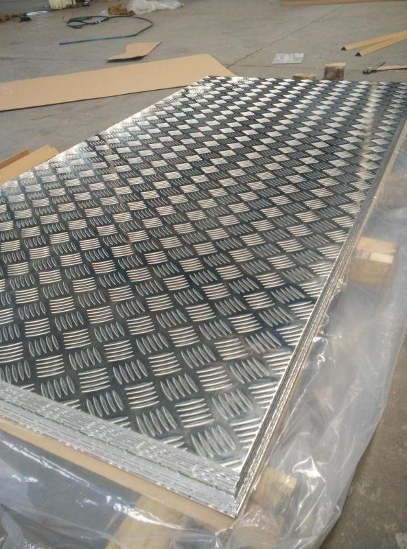 阿尔山热镀锌花纹板3mm镀锌花纹板