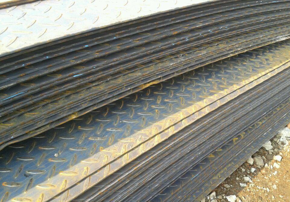 阜南q235b花纹钢板用途钢材库存