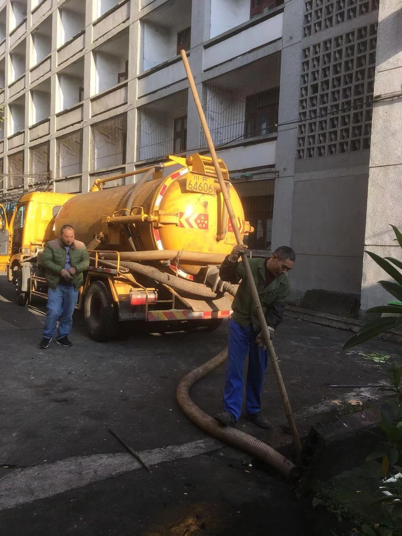 重庆长寿区化粪池清理专业的技术团队