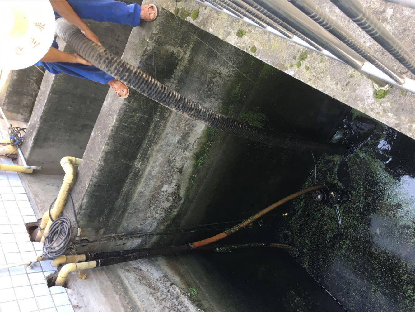 澄溪镇专业清理雨水管道低价处理中心