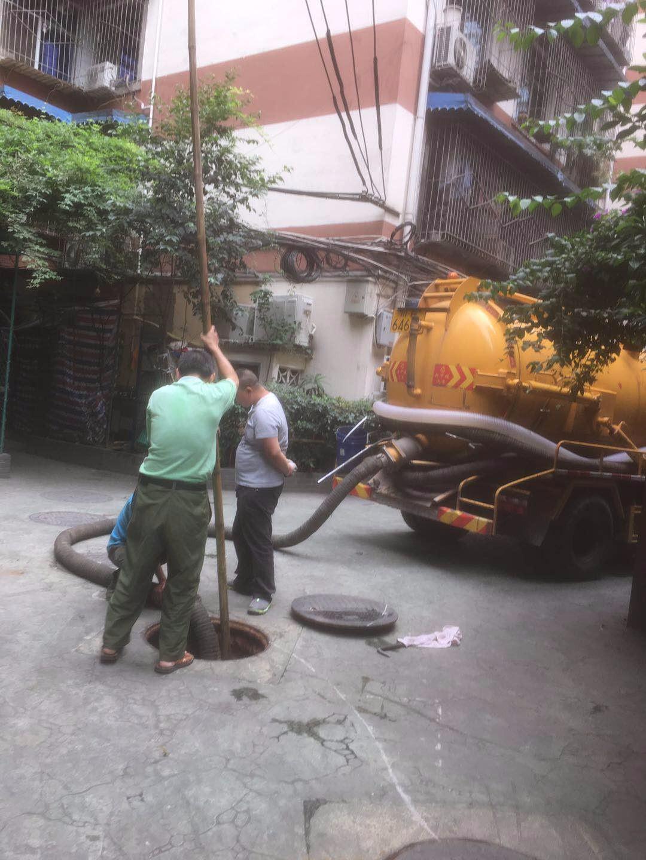 松潘县污水池清淤明码标价