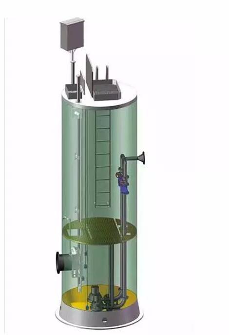 今日价格:枣庄玻璃钢预制泵站值得信赖