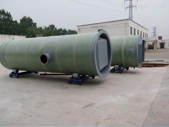 今日价格:福州污水提升泵站厂商定制