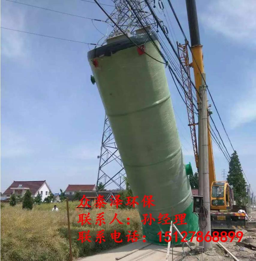 克拉玛依一体化泵站厂家欢迎来电