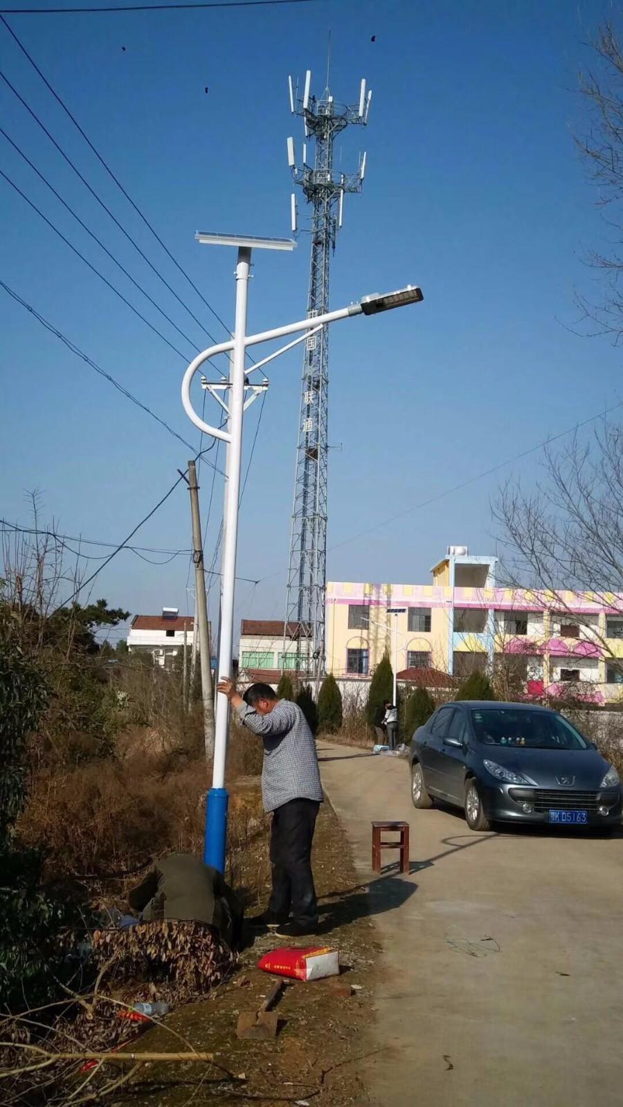 汤原太阳能锂电池路灯价格_诚信经营