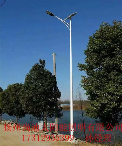 甘泉太陽能路燈桿招投標項目配合