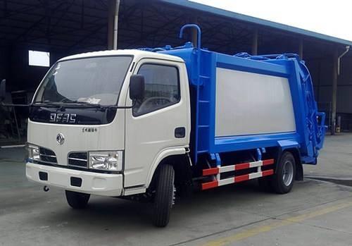 漳州東風勾臂垃圾車*配置