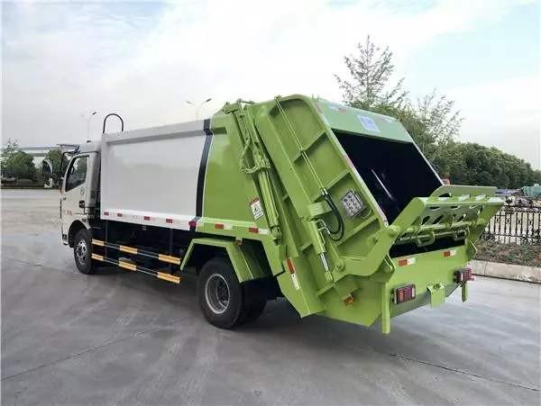 湘潭电动垃圾车哪有买