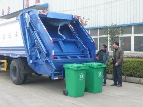 铜陵小区自装卸式垃圾车优点经济实惠