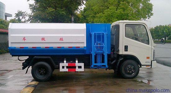 上饶 压缩垃圾车可适用于农村作业
