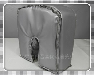 河南周口轮胎厂设备可拆卸保温套长期使用_迪美斯品牌