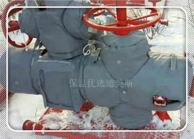 内蒙古乌海可拆卸柔性罐体保温包厂家