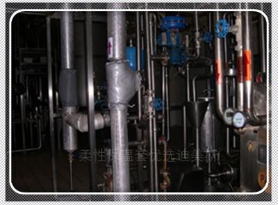 五大连池高温泵可拆卸式保温夹克型号