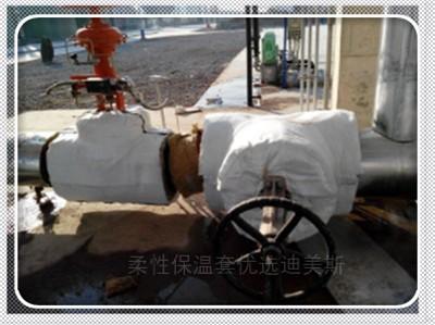 邵阳蒸汽阀门可拆卸式保温套制作方法 迪美斯