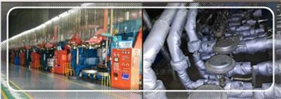 广东汕头罐体可拆卸式保温罩结构_迪美斯生产