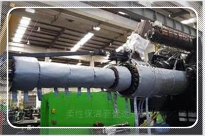 淮安可拆卸式塑料机械保温夹克采购