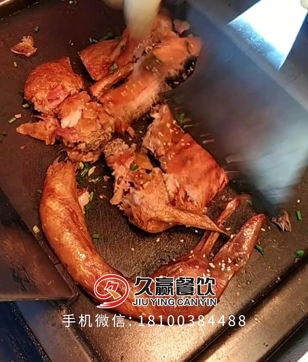 加盟铁板鸭烤鸭:宁夏嘴嘴香当前火爆小吃