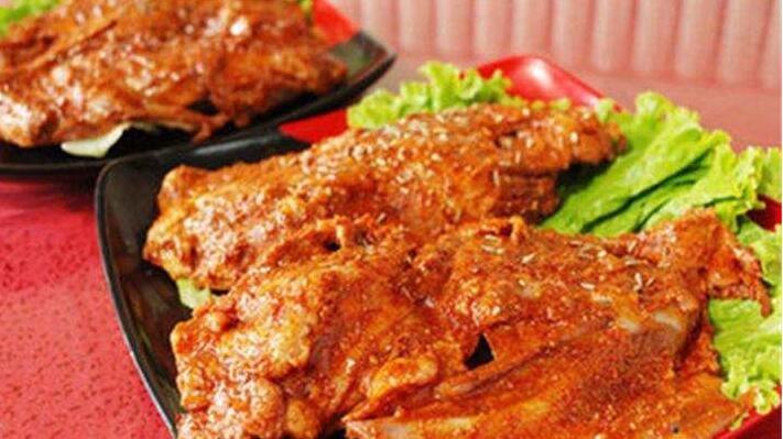 正宗电烤鸡架加盟_惠阳行业认定加盟品牌