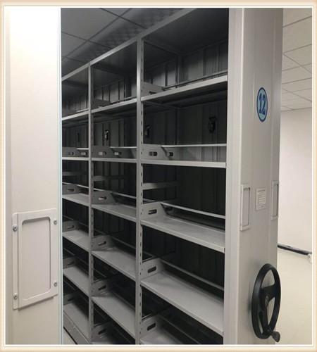 永登移动密集文件柜改造