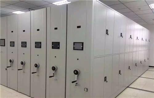 韩城档案库房移动密集柜注意事项