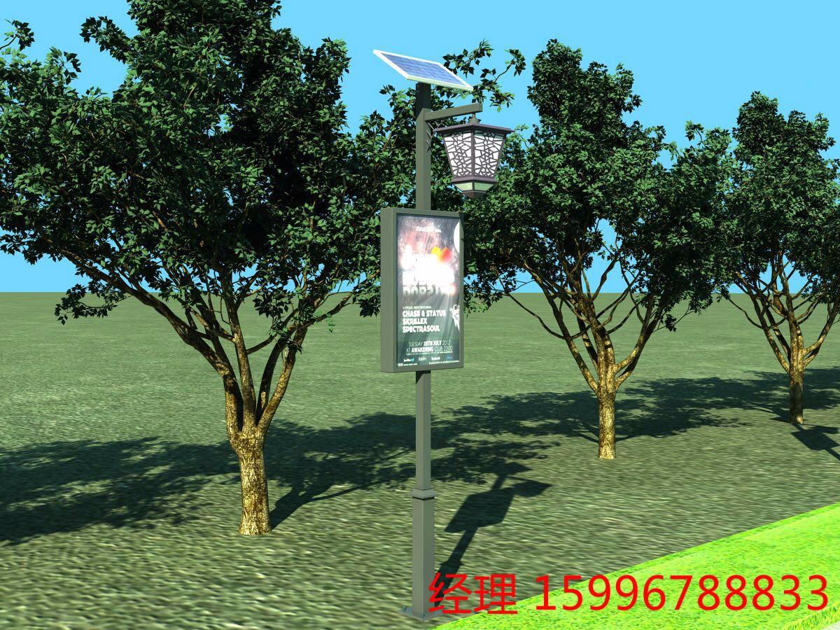灯杆广告灯箱定制服务多少钱汉中市