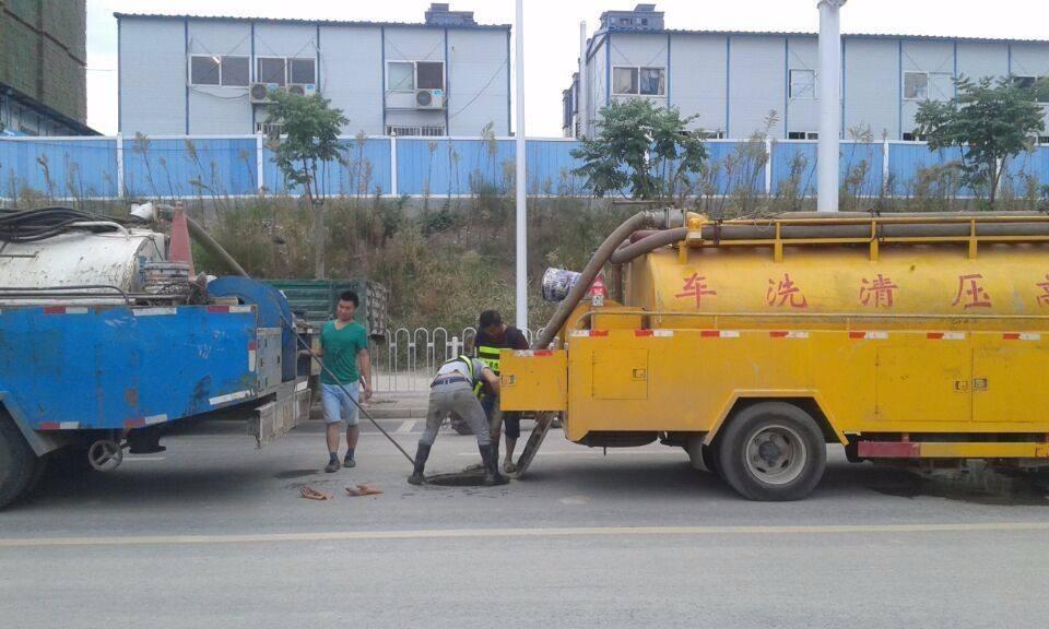 内江吸污车抽粪施工项目