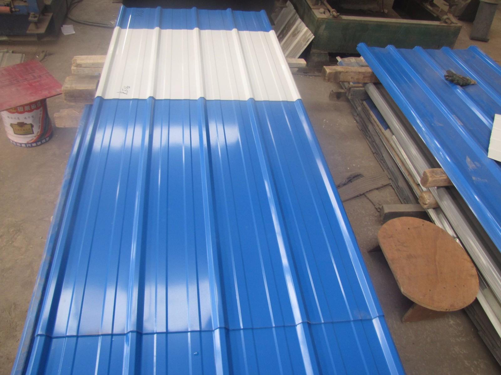 保定彩钢房除锈喷漆-公司施工