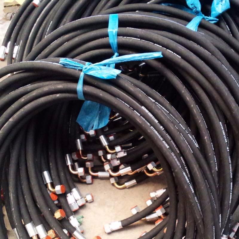 四营乡4层钢丝高压胶管高压胶管