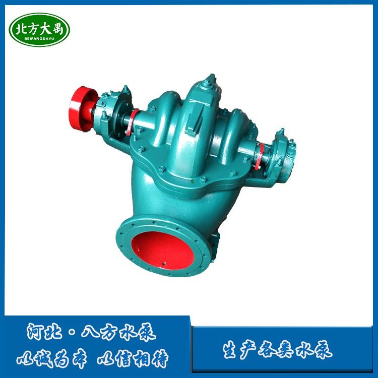 天水直销:14SA-10B单级中开双吸泵厂家