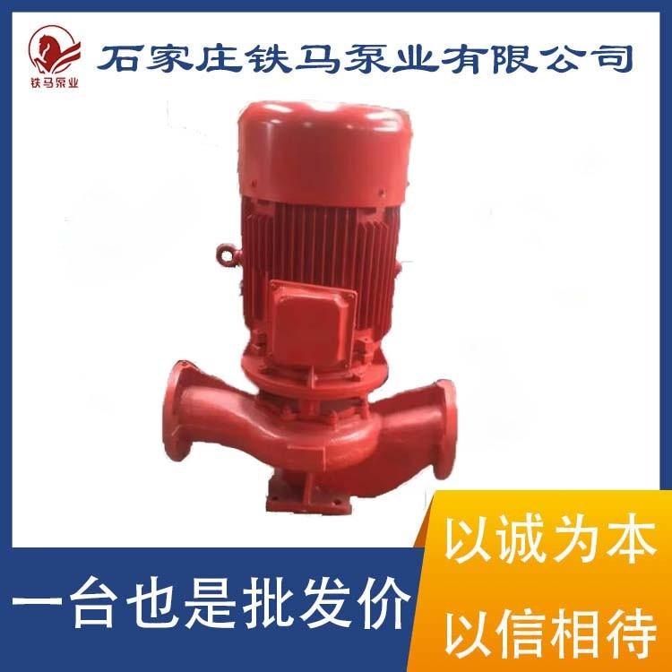 武夷山专业:ISG65-100(I)离心管道热水泵使用