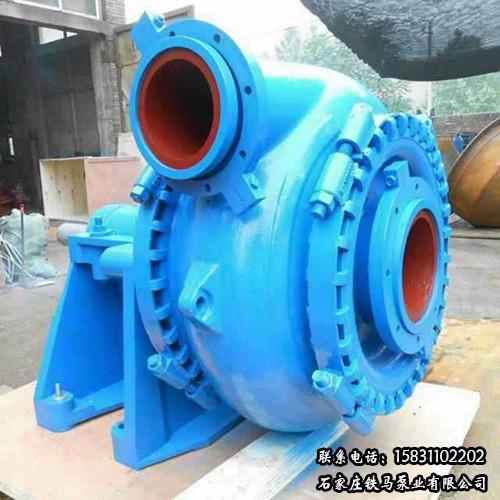 兰西6/4D-G沙砾泵泵轴石家庄铁马泵业