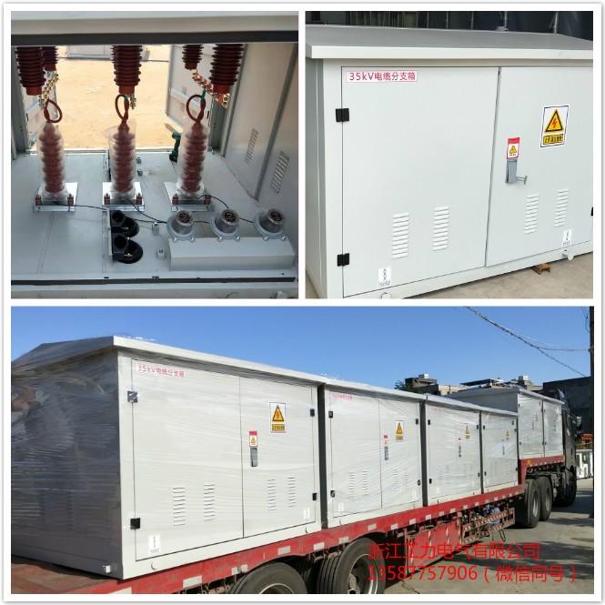 华蓥10KV配电环网柜风电专用