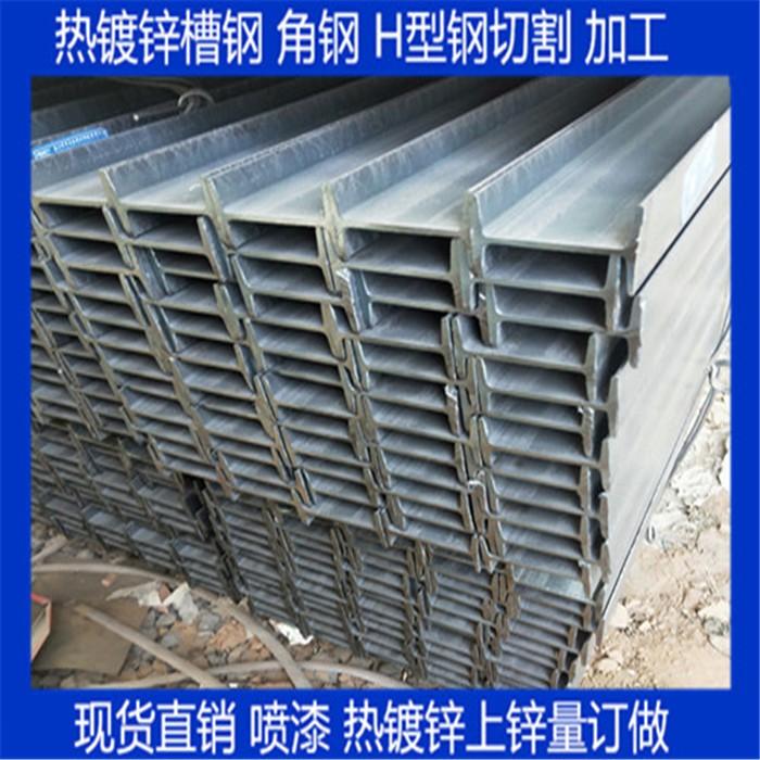 供应热轧(q235AC工字钢)220x112x9.5_出货价