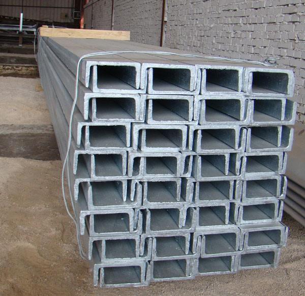 霍山热镀锌Q345B槽钢出口24小时发货
