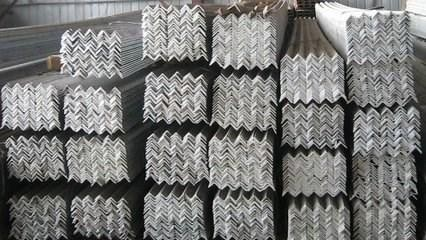 万盛区镀锌角钢125x8热镀锌角钢随订随发