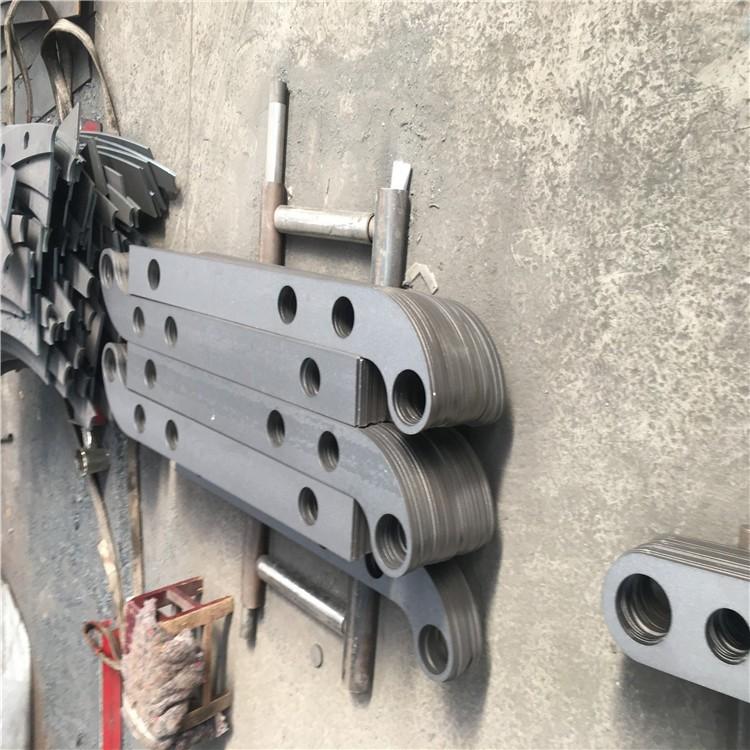 葫芦岛不锈钢碳素钢复合管景观防护栏杆壁厚