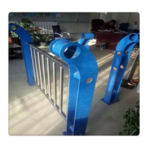 福建省福州市晋安区201不锈钢复合管桥梁防撞护栏多图