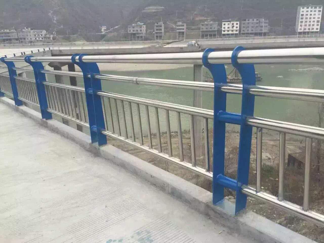 广东省梅州市大埔县不锈钢市政栏杆