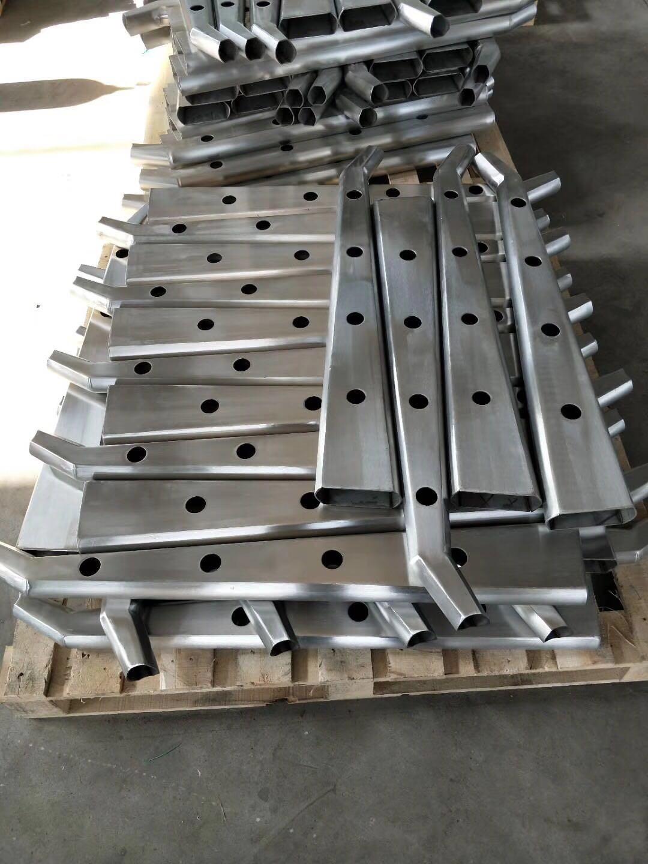 广东省佛山市三水区碳素钢不锈钢复合管栏杆