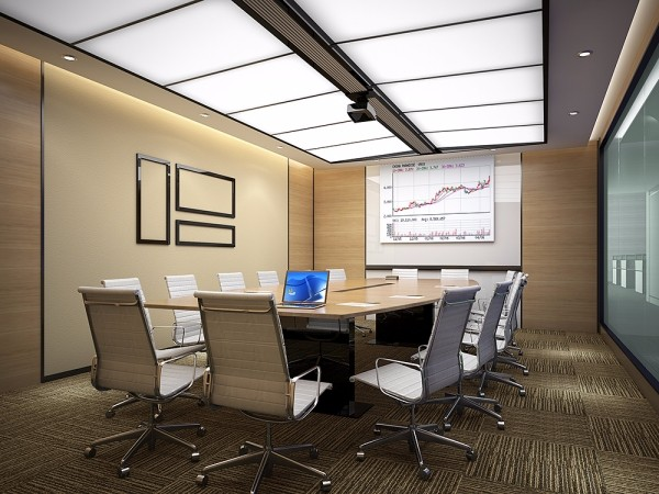 五十平办公室装修设计