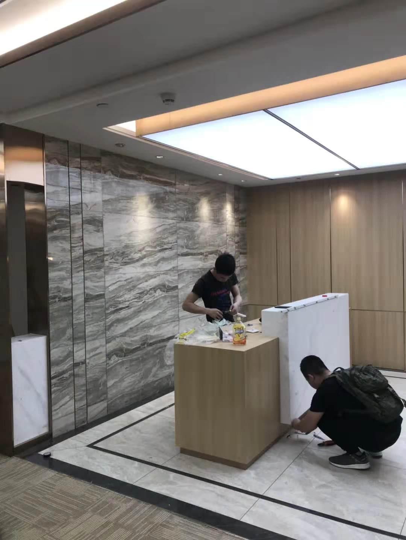 深圳宝安区厂房装修格局深谙公装之道