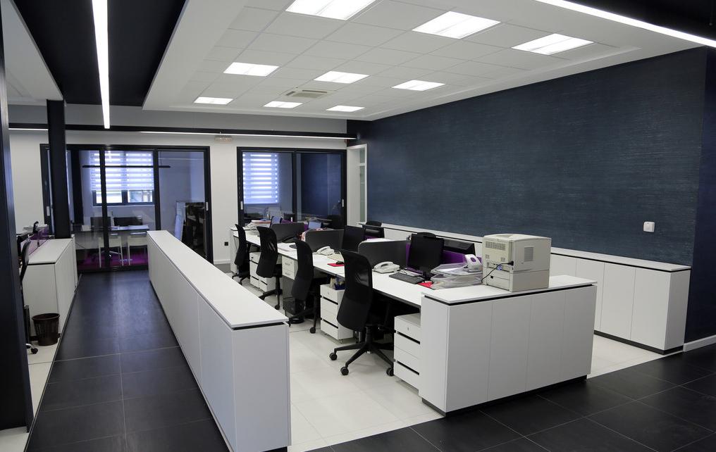 深圳福心区办公室装修好的办公室装修公司哪家?_本地装修公