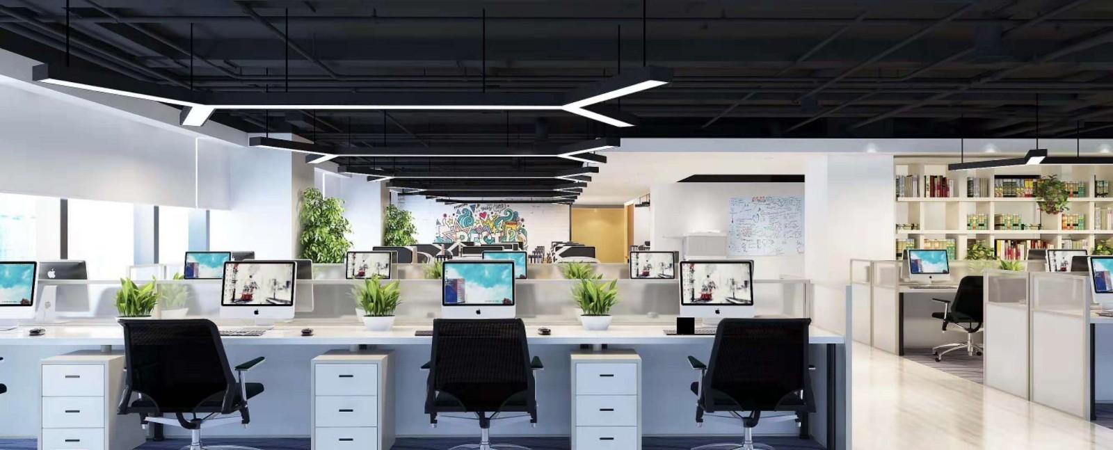 深圳罗湖区办公室装修写字楼装修创新设计